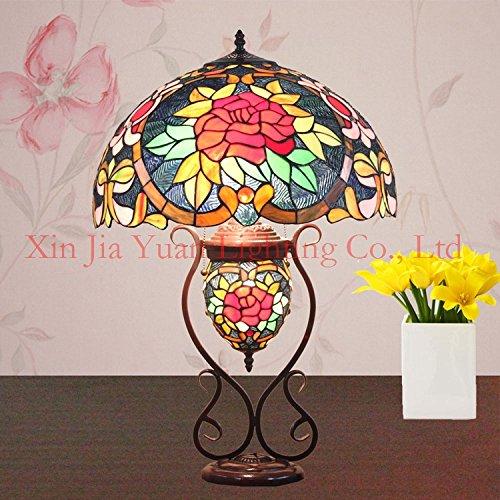 handgefertigte-lampenschirme-schreibtisch-tiffany-lampe-tischleuchte-muti-farbe-lampenschirm-dekorat