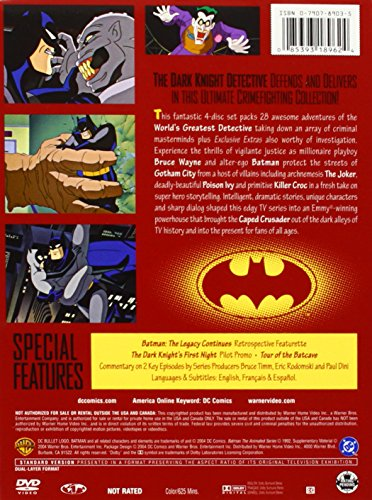 Batman: The Animated Series, Volume One (DC Comics Classic Collection) at Gotham City Store