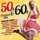 Popcorn Oldies [les meilleurs tubes des années 50 et 60]