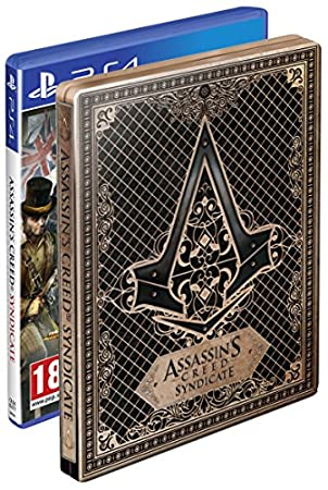 Assassin's Creed Syndicate Amazon Exclusive Steelbook Bundle (PS4)