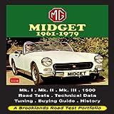 R M Clarke MG Midget 1961-1979 Road Test Portfolio (Brooklands Books Road Test Series)