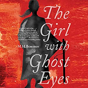 The Girl with Ghost Eyes Audiobook