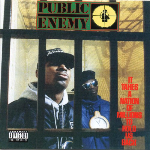 Public Enemy-It Takes A Nation Of Millions To Hold Us Back-Remastered-CD-FLAC-2000-PERFECT Download