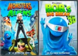 Cover art for  Monsters vs. Aliens/B.O.B.'s Big Break in Monster 3D: Ginormous Double Pack