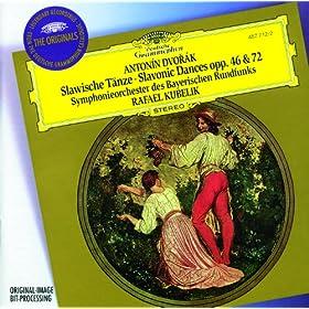 Dvor�k: 8 Slavonic Dances, Op.46, B. 083 - No.2 In E Minor (Allegretto scherzando)