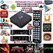 tv boxes with all channels