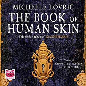 The Book of Human Skin Audiobook