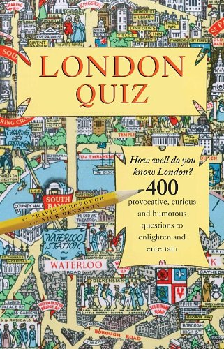 London Quiz (Quiz Book)