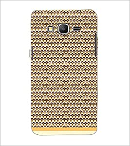 PrintDhaba Pattern D-1993 Back Case Cover for SAMSUNG GALAXY GRAND PRIME (Multi-Coloured)