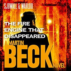 The Fire Engine That Disappeared Audiobook