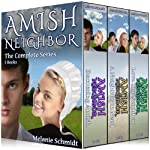 Amish Neighbor Trilogy Series Boxed Set: Vol 1,2,3