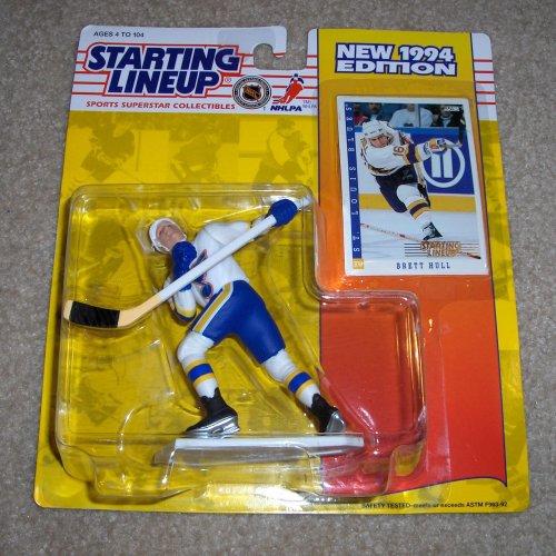 1994 Brett Hull NHL Starting Lineup - Buy 1994 Brett Hull NHL Starting Lineup - Purchase 1994 Brett Hull NHL Starting Lineup (Starting Line Up, Toys & Games,Categories,Action Figures,Sports Figures,Hockey)