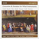 Concertos & Sonatas for Wind Instruments