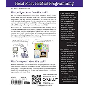 Head First HTML5 Programm Livre en Ligne - Telecharger Ebook