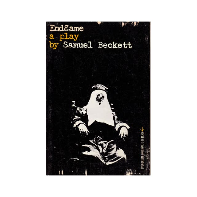 Endgame Samuel Beckett Ebook