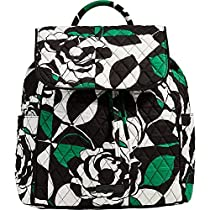 Vera Bradley Drawstring Backpack (Imperial Rose)