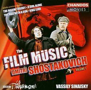 Film Music of Dmitri Shostakovich