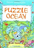Puzzle Ocean (Usborne Young Puzzles)