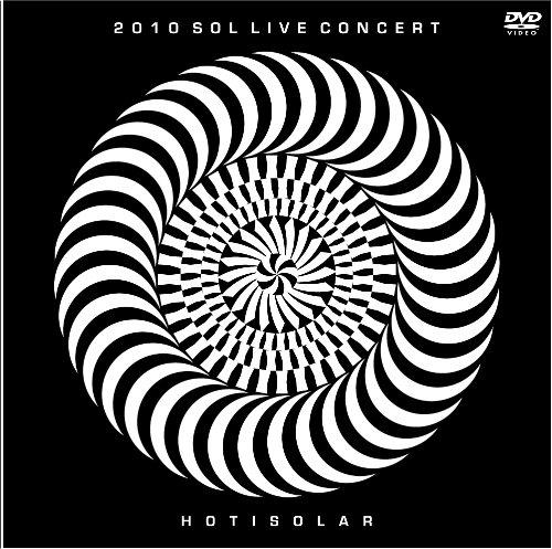 SOL 1ST 2ND LIVE CONCERT <HOT>&<SOLAR> [DVD]