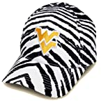 Striped West Virginia Mountaineers Hat