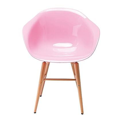Kare design-Sillón Foro, color rosa claro