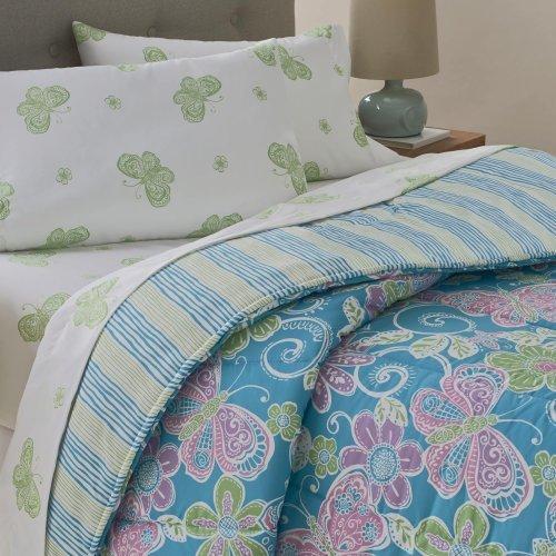 Butterfly Twin Bedding 3112 front