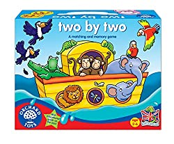 Orchard Toys Two by Two, Multi Color