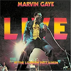 Marvin Gaye Live London Palladium Amazon Music