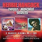 Thrust / Manchild / Secrets