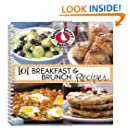 101 Breakfast & Brunch Recipes (101 Cookbook Collection)