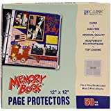 American crafts modern 12x12 d ring album blue for American crafts page protectors 8x8
