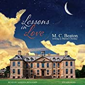 Lessons in Love: The Regency Intrigue Series, Book 3 | M. C. Beaton writing as Marion Chesney