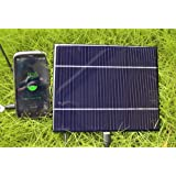 Solar Charger Panel Power Supply