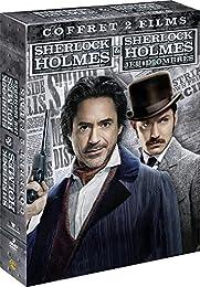 Sherlock Holmes + Sherlock Holmes 2 : Jeu D'ombres