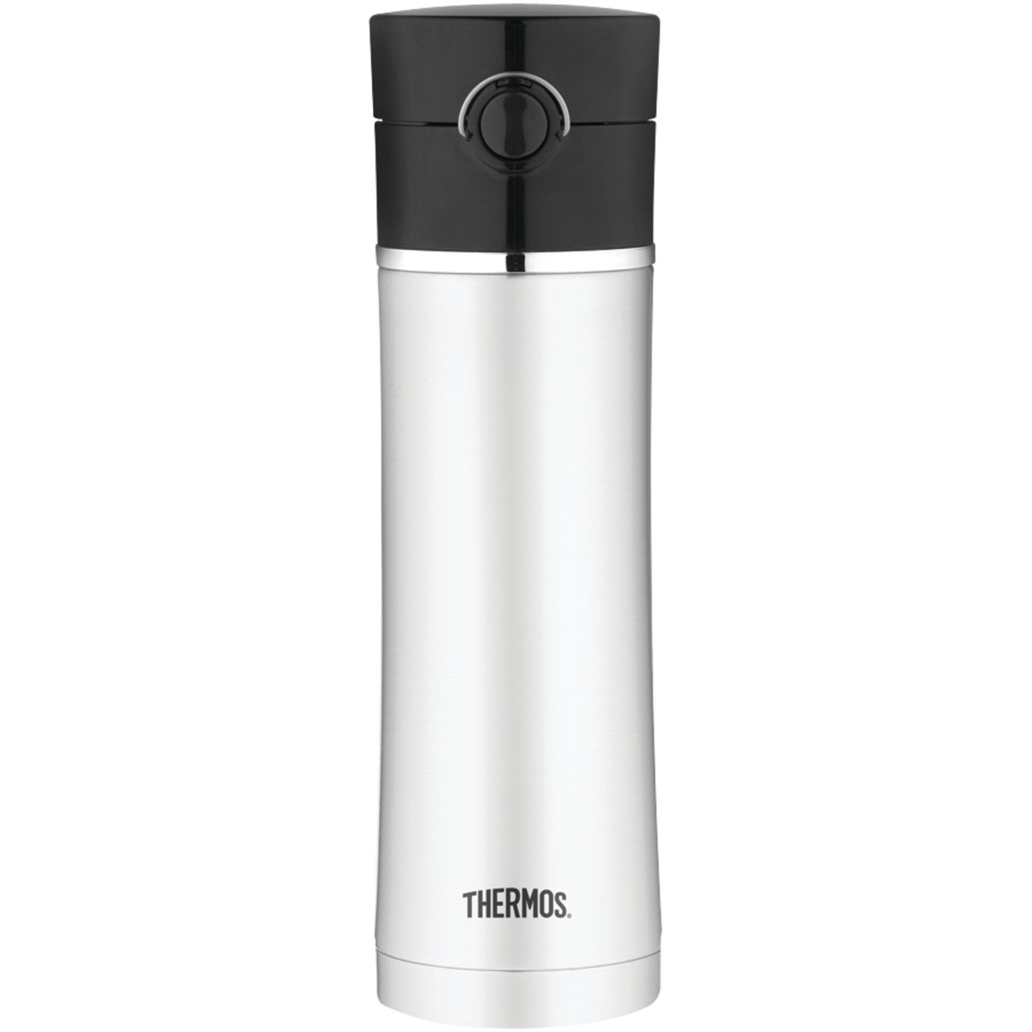 thermos 16 ounce stainless steel vacuum insulated drink bottles ebay. Black Bedroom Furniture Sets. Home Design Ideas