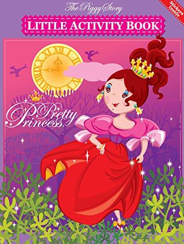Piggy Story Little Activity Book, Pretty Princess