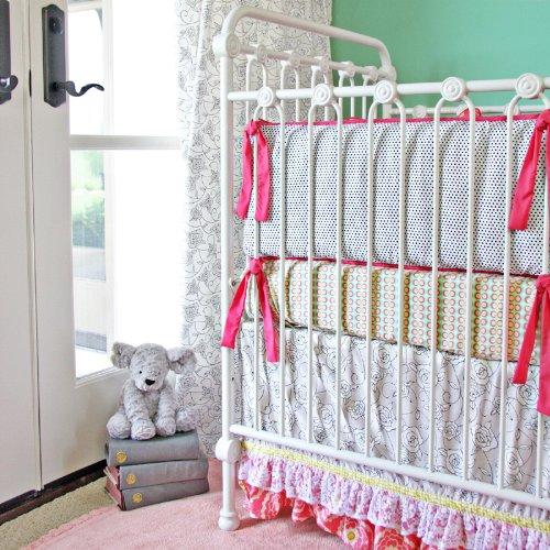 Rose Baby Bedding