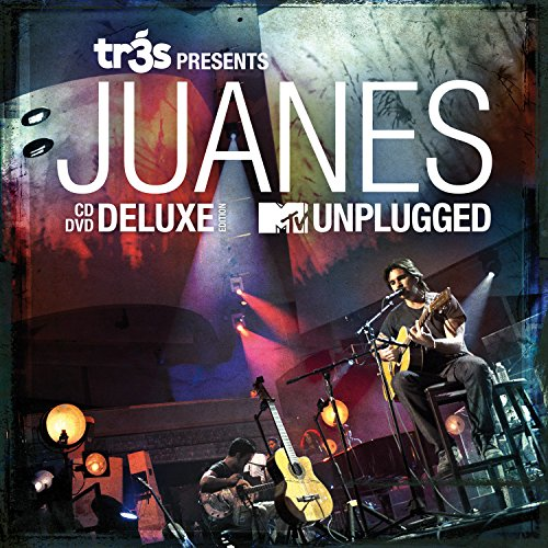 Juanes - Tr3s Presents Juanes Mtv Unplugged [cd/dvd Combo][deluxe Edition] - Zortam Music