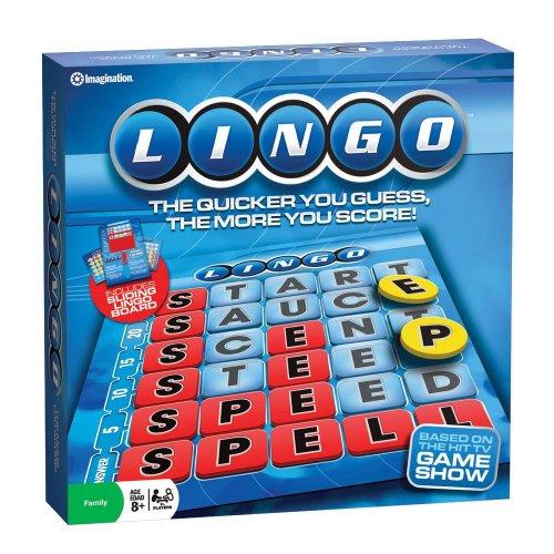 Buy Cheap Lingo Board Game