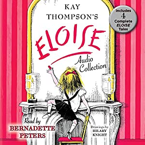 The Eloise Audio Collection Audiobook