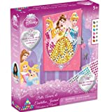 The Orb Factory Sticky Mosaics Disney Princess Diary Belle/ Aurora/ Cinderella