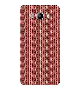 EPICCASE tailor made flowers Mobile Back Case Cover For Samsung J5 2016 (Designer Case)