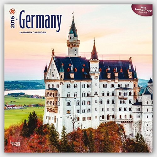 Germany 2016 Square 12x12 (Multilingual Edition) PDF