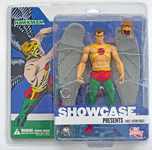 DC Direct: Showcase Series 1 Hawkman Action Figure - 1