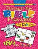 Through the Bible Puzzles for Kids 8-12 (Teacher Training Series)