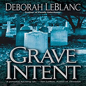 Grave Intent Audiobook