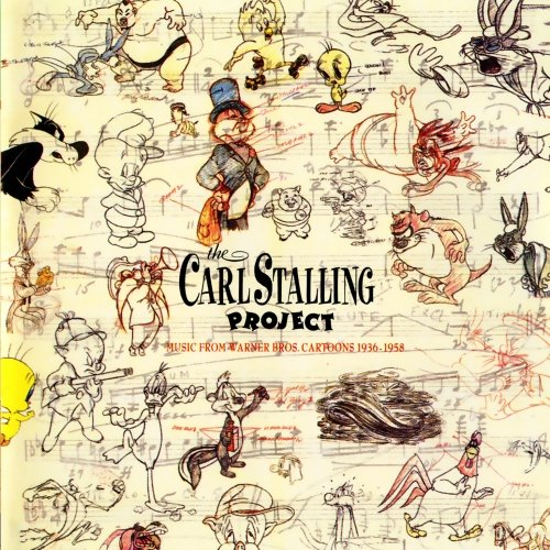 Amazon.com: The Carl Stalling Project, Carl Stalling, The Warner Bros