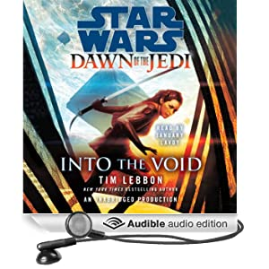 Into the Void: Star Wars: Dawn of the Jedi, Book 2 (Unabridged)