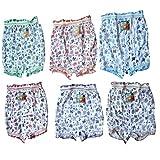 Pushpak Readymades Printed Babies Panties (Pack of 6)