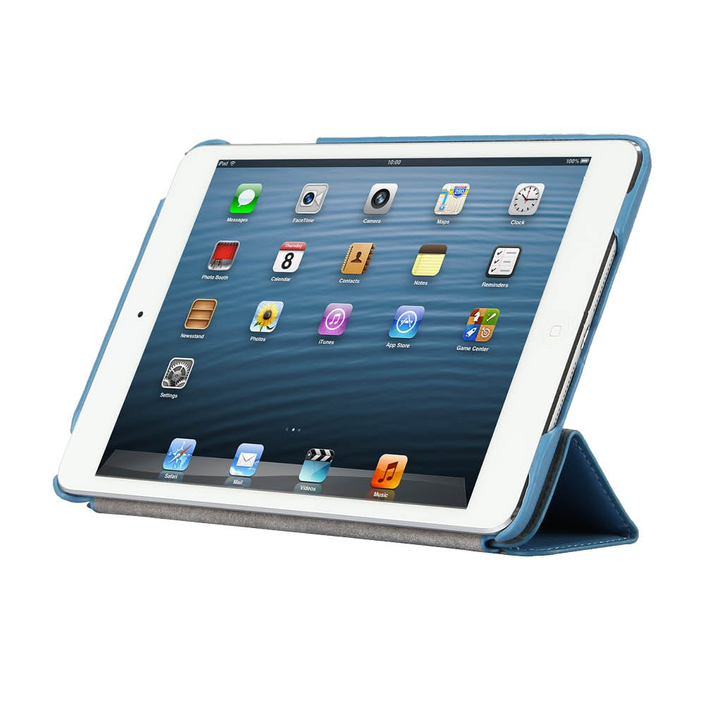 Labato iPad Mini Smart Case Cover - All in One Design Full Body Protection With Front & Back Covers